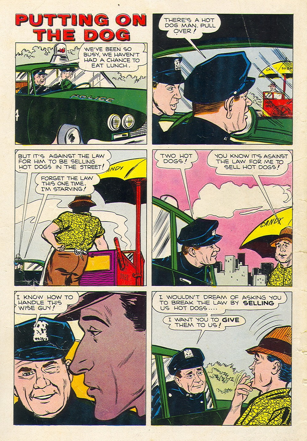 Four Color Comics issue 1257 - Page 36