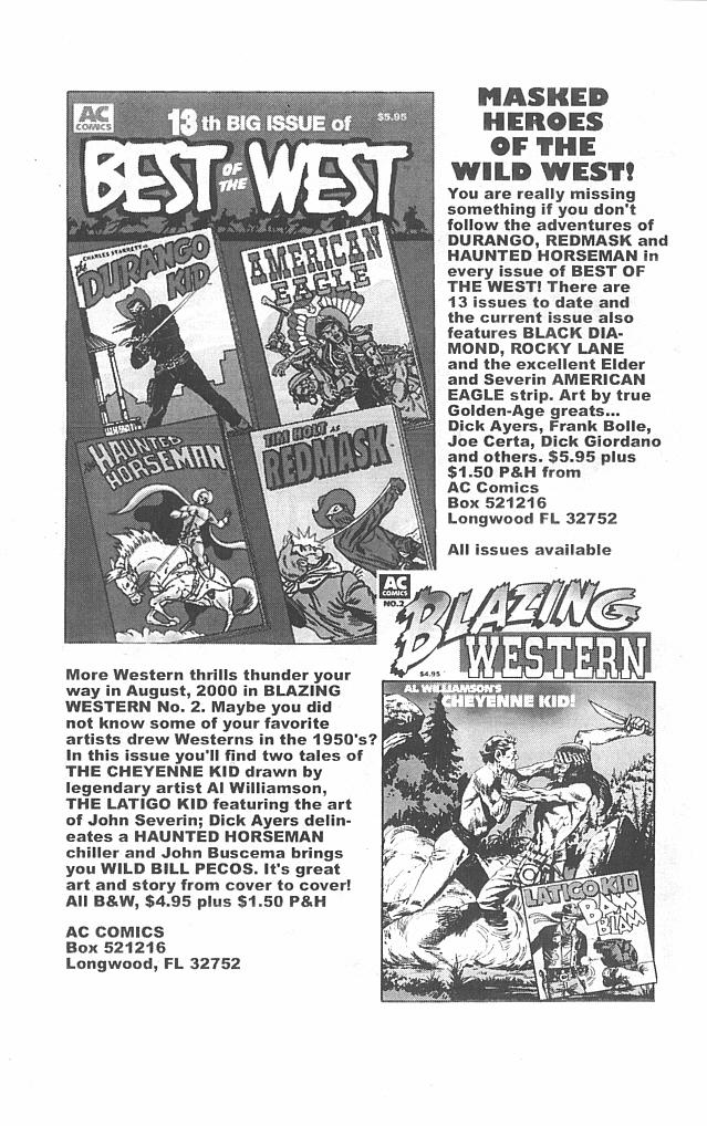 Read online Men of Mystery Comics comic -  Issue #22 - 44