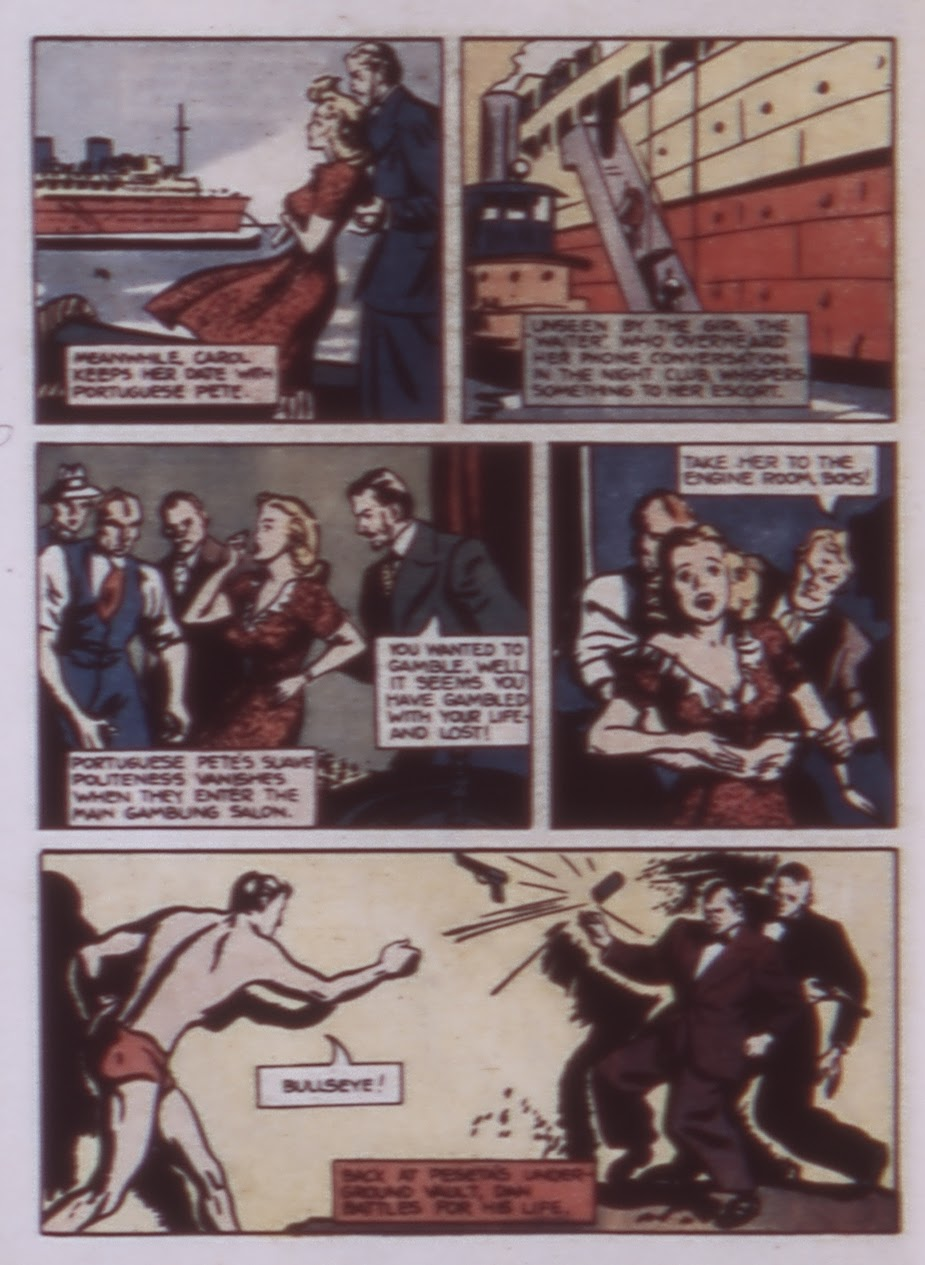 Read online WHIZ Comics comic -  Issue #1 - 62