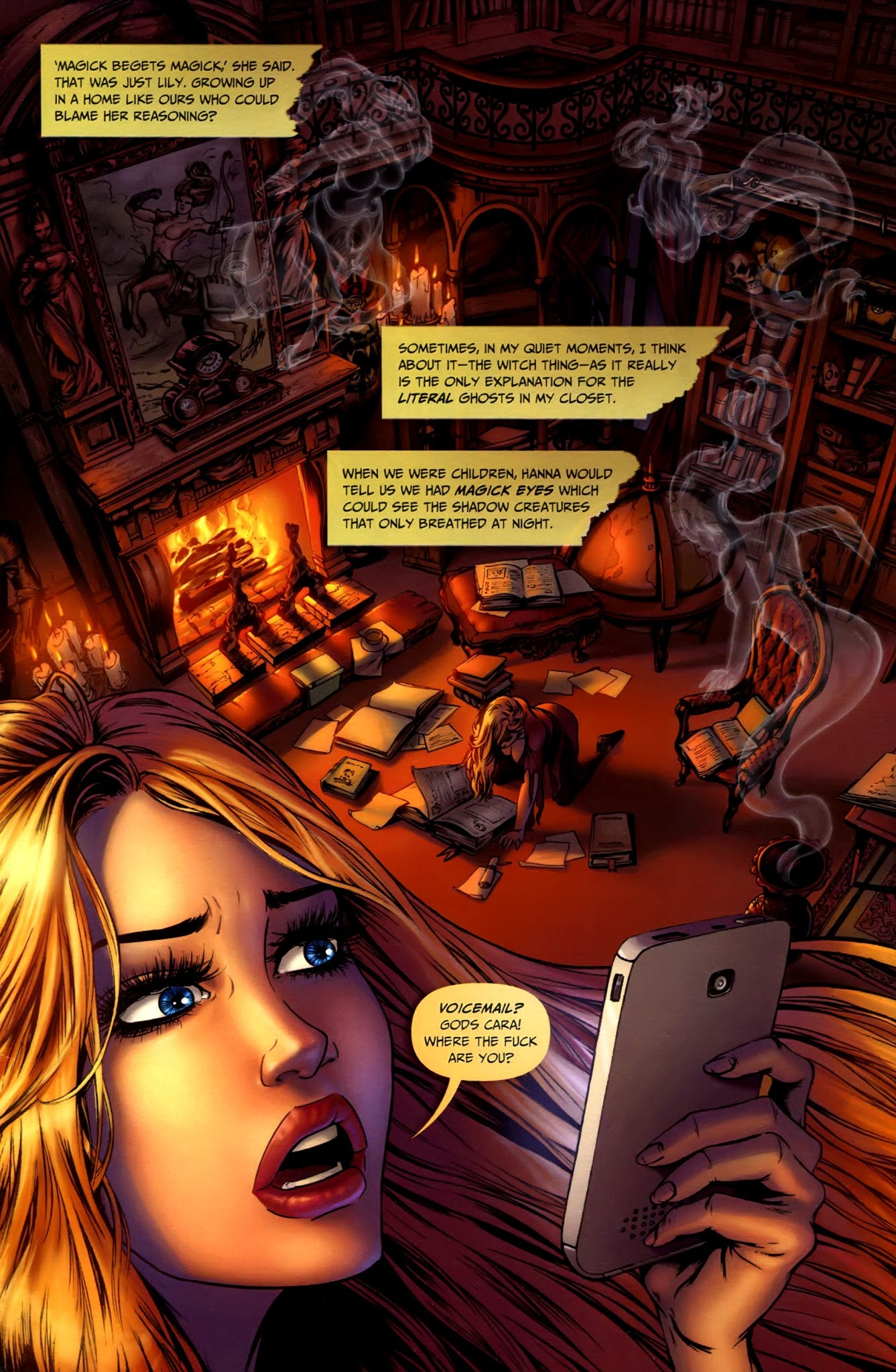 Ancient Dreams issue 0 - Page 15
