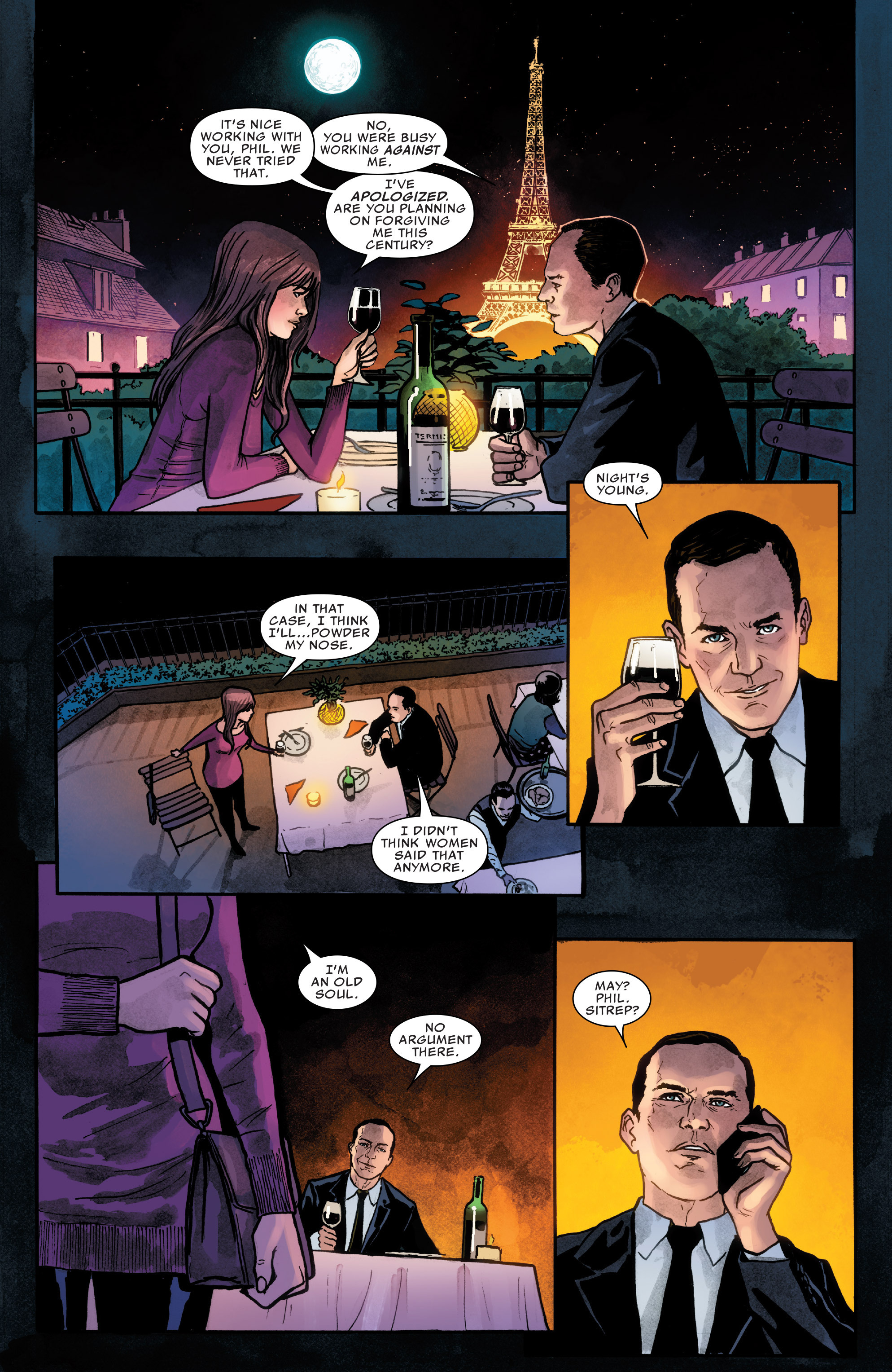 Read online Agents of S.H.I.E.L.D. comic -  Issue #2 - 19