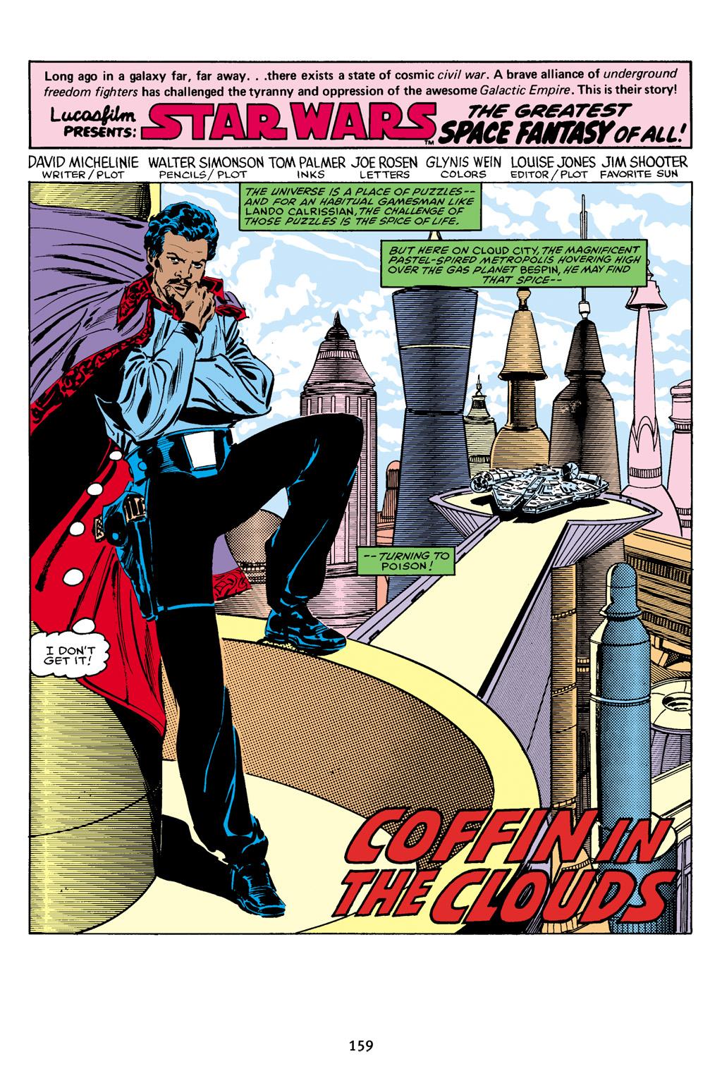 Read online Star Wars Omnibus comic -  Issue # Vol. 16 - 157