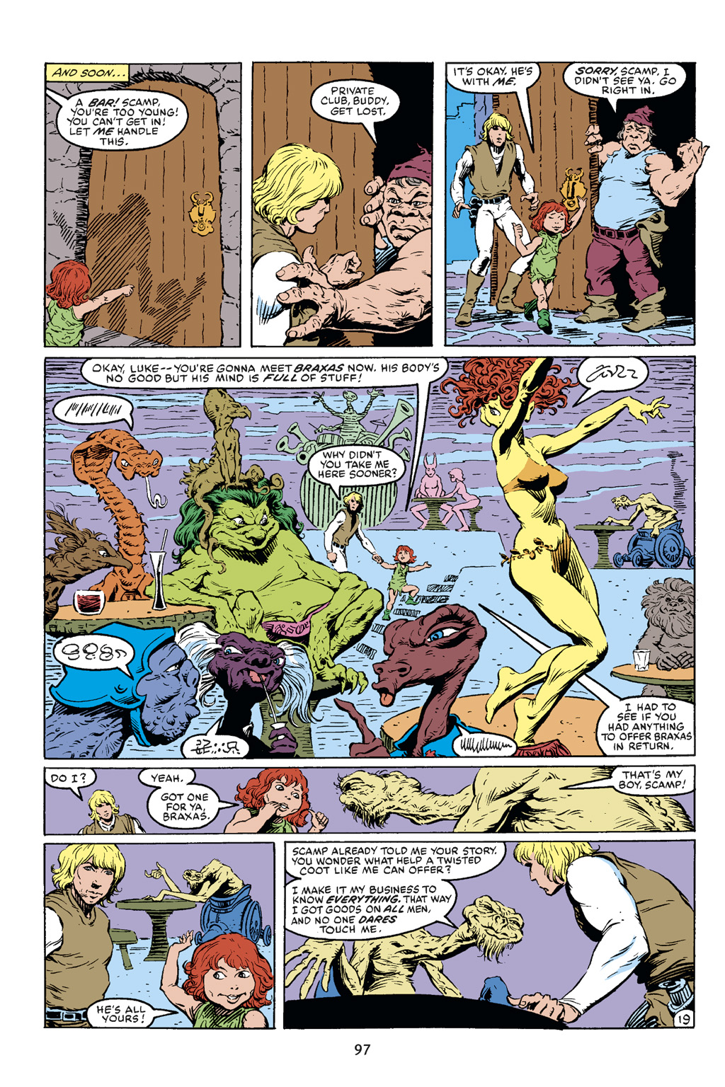 Read online Star Wars Omnibus comic -  Issue # Vol. 21 - 92