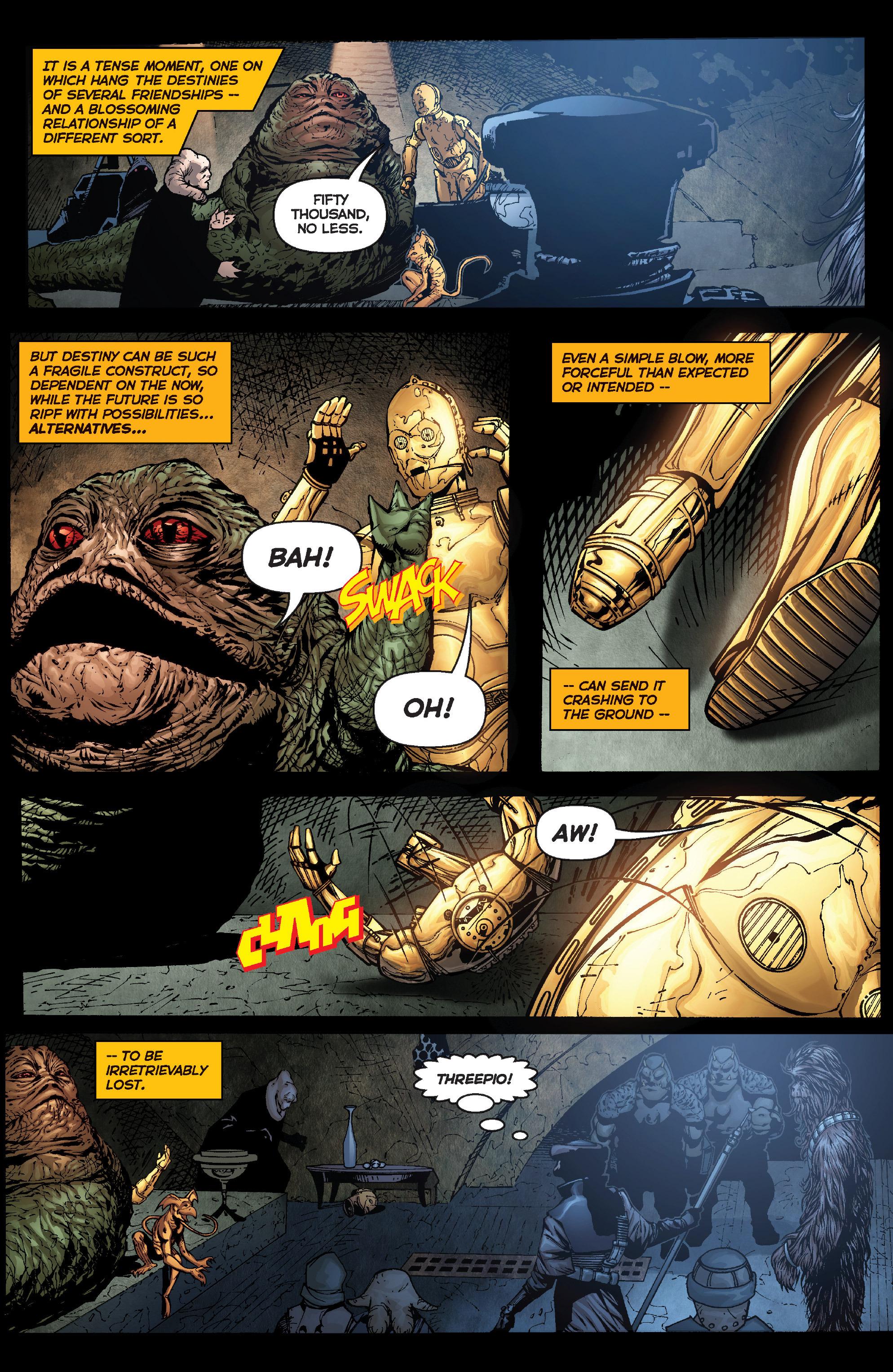 Read online Star Wars Omnibus comic -  Issue # Vol. 27 - 187