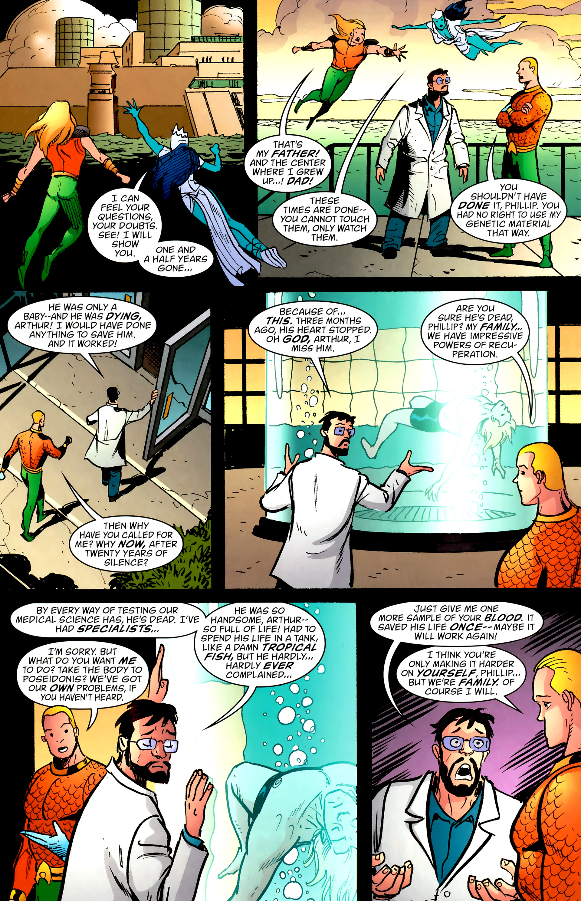 Read online Aquaman: Sword of Atlantis comic -  Issue #57 - 13