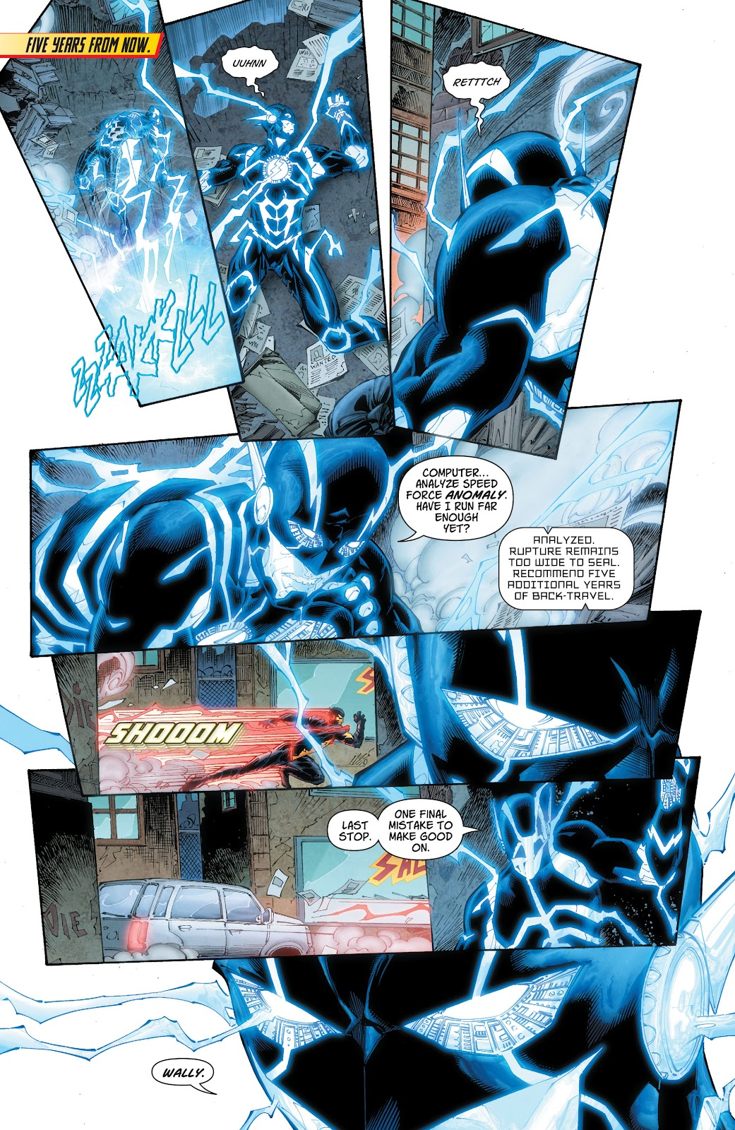 Read online The Flash (2011) comic -  Issue # _TPB 6 (Part 2) - 37