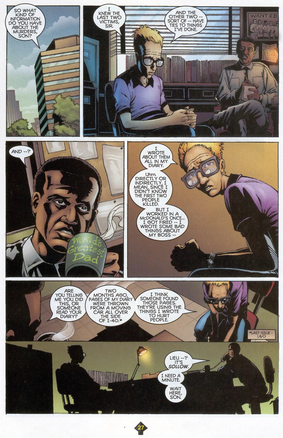 Read online Turok: Redpath comic -  Issue # Full - 26