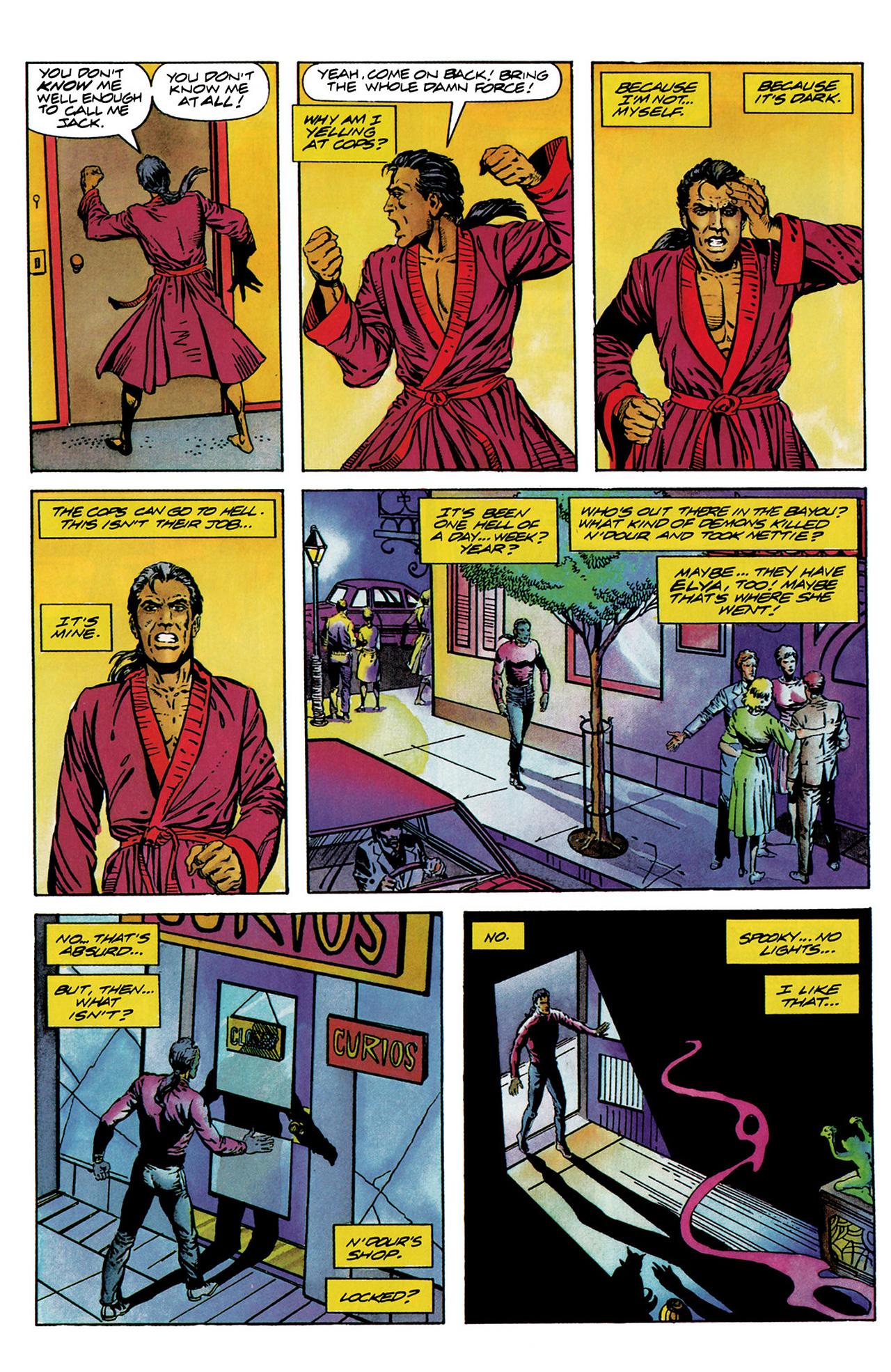 Read online Shadowman (1992) comic -  Issue #6 - 10