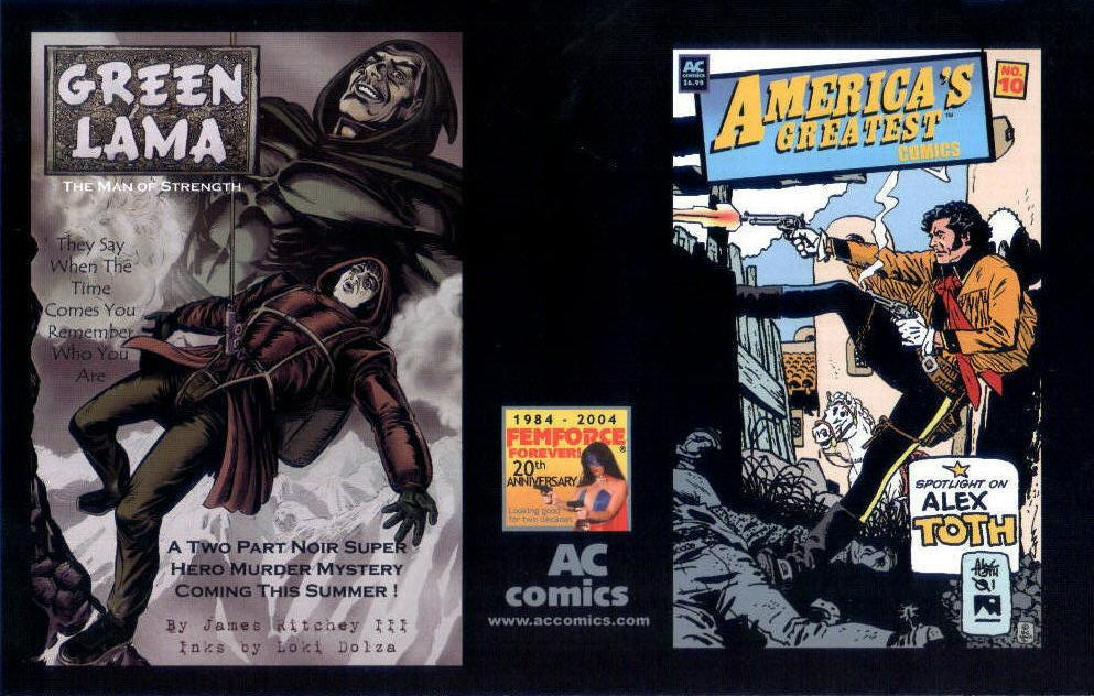 Read online Men of Mystery Comics comic -  Issue #48 - 53