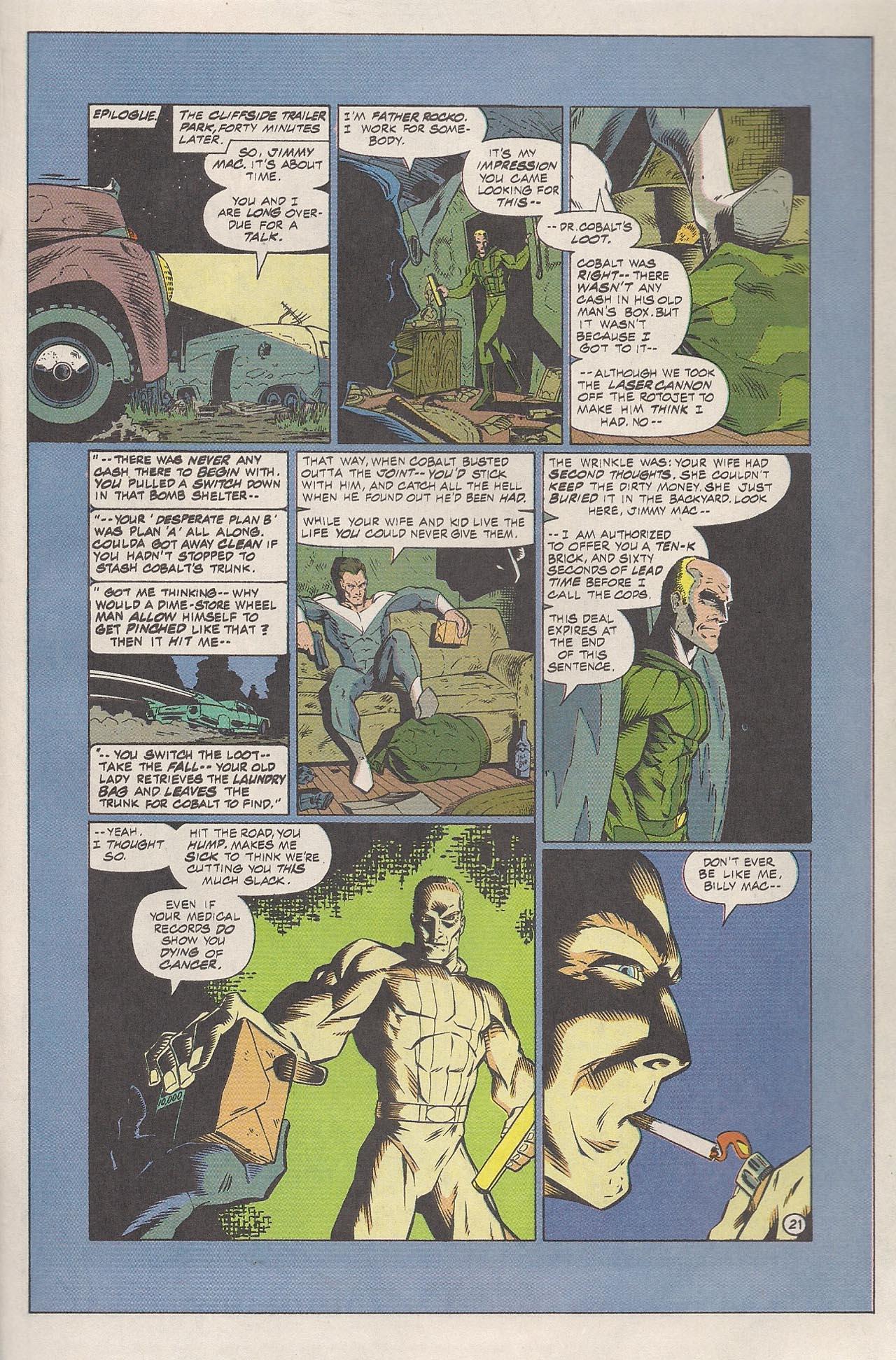 Read online Triumph comic -  Issue #4 - 31