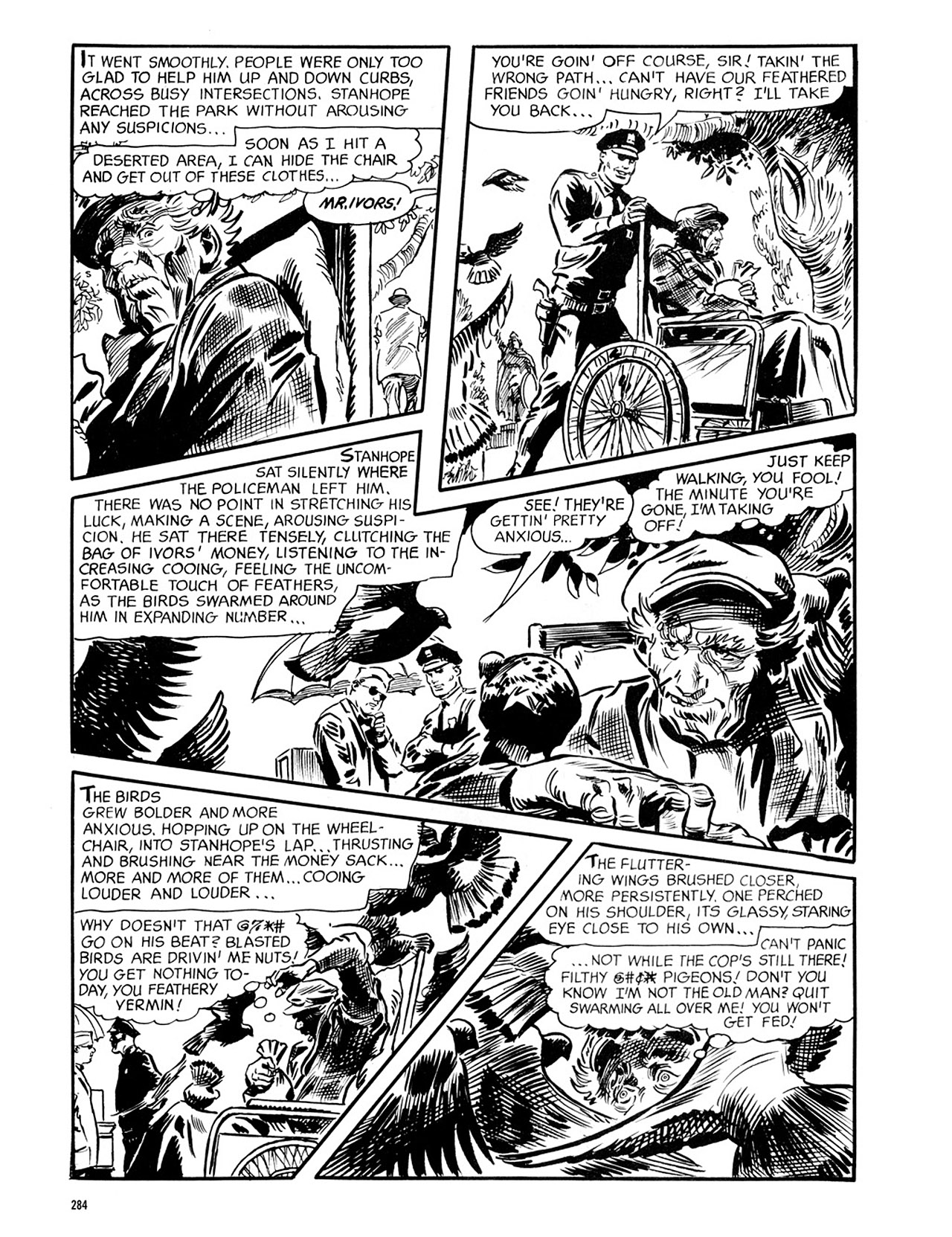 Read online Eerie Archives comic -  Issue # TPB 2 - 285