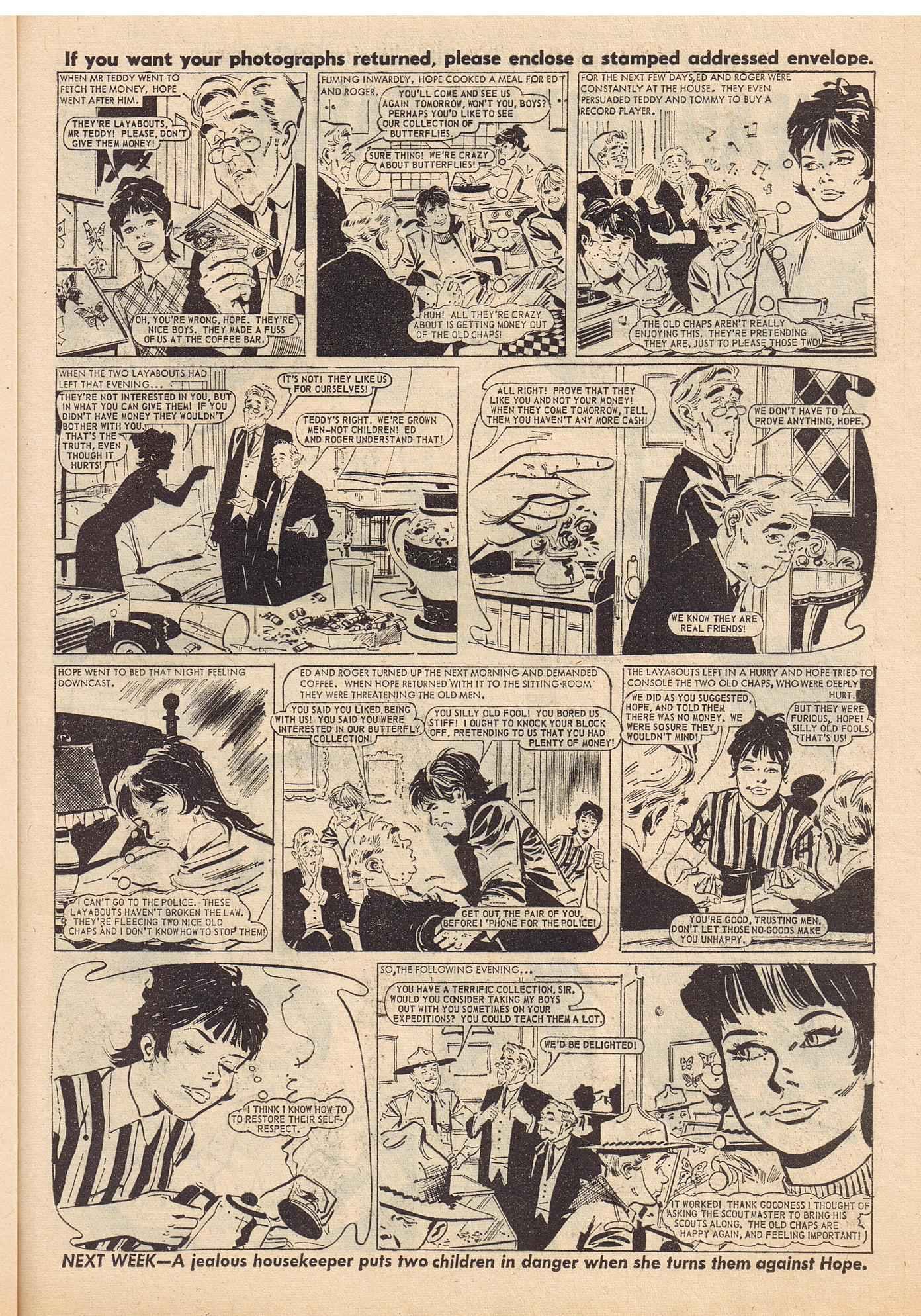 Read online Judy comic -  Issue #316 - 9