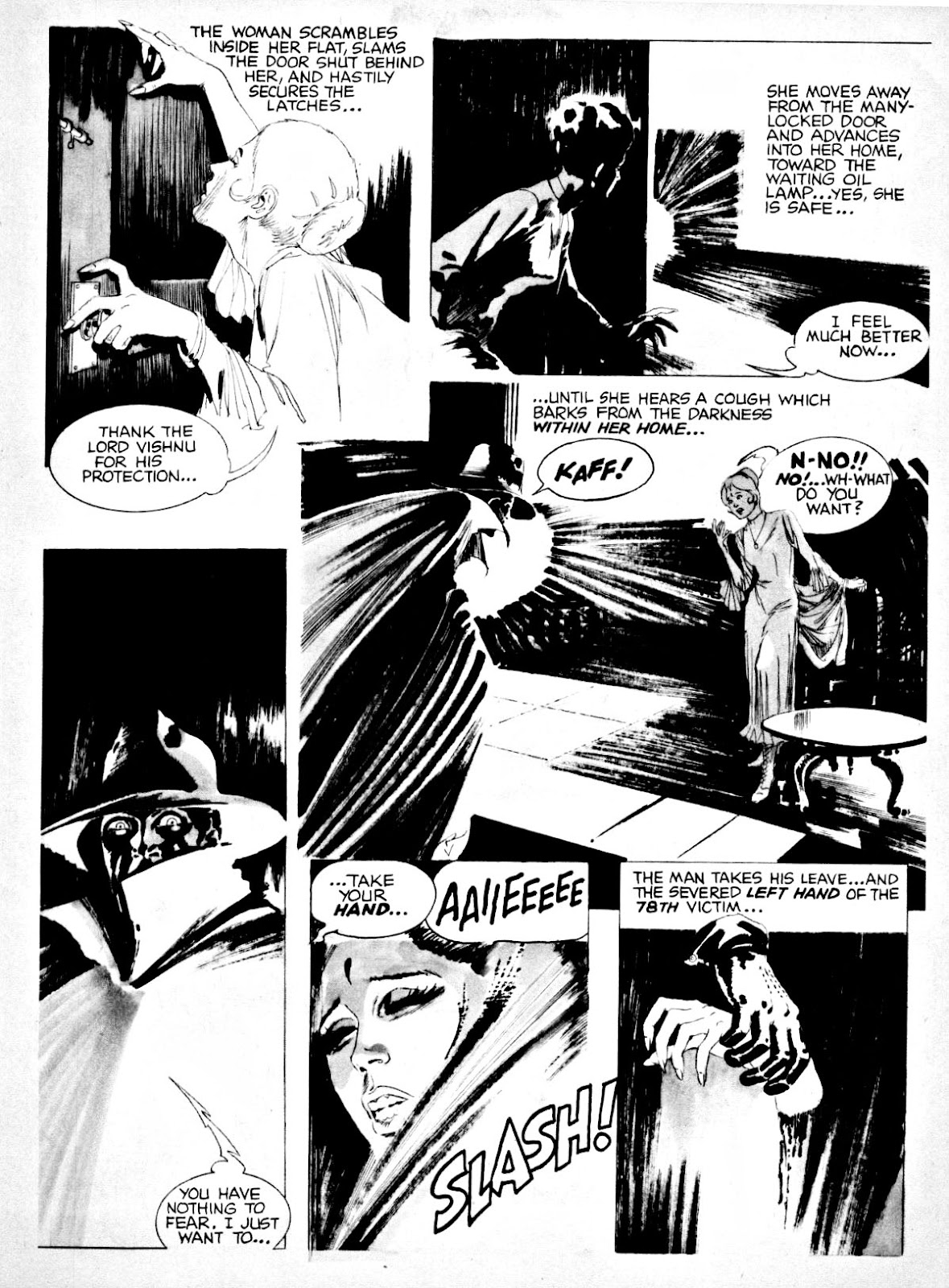 Nightmare (1970) issue 14 - Page 28