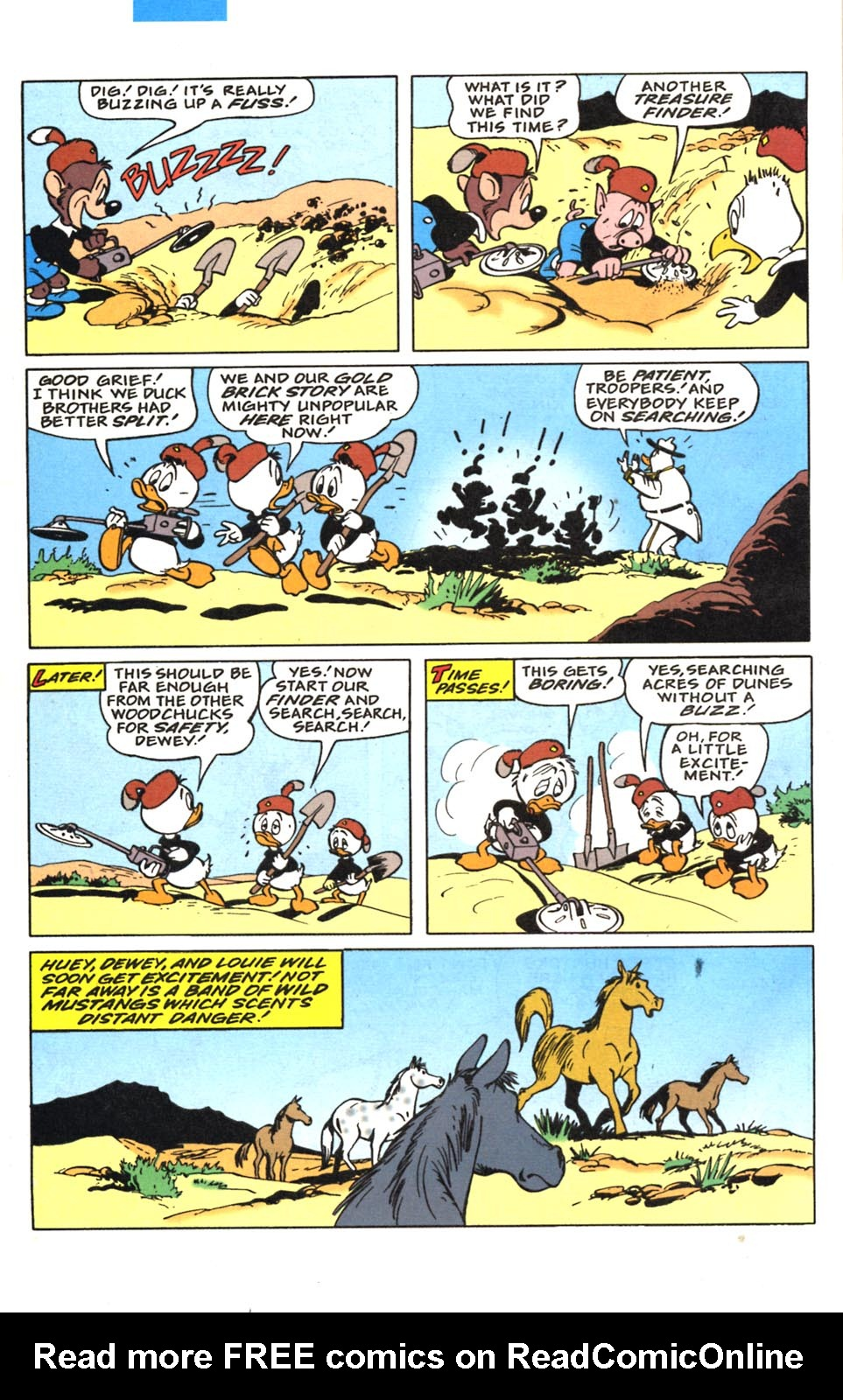 Read online Uncle Scrooge (1953) comic -  Issue #293 - 21