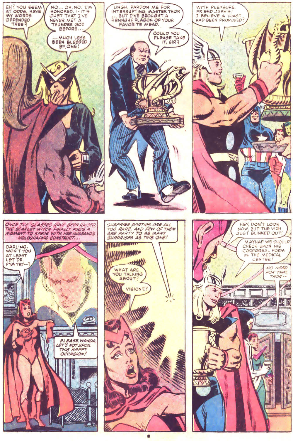The Avengers (1963) 242 Page 8