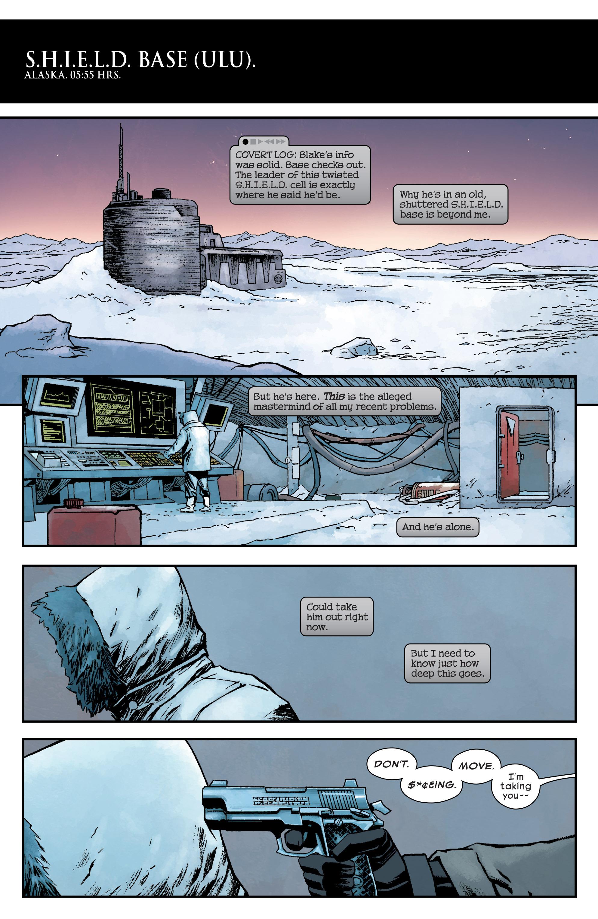 Read online Civil War II: Choosing Sides comic -  Issue #3 - 18