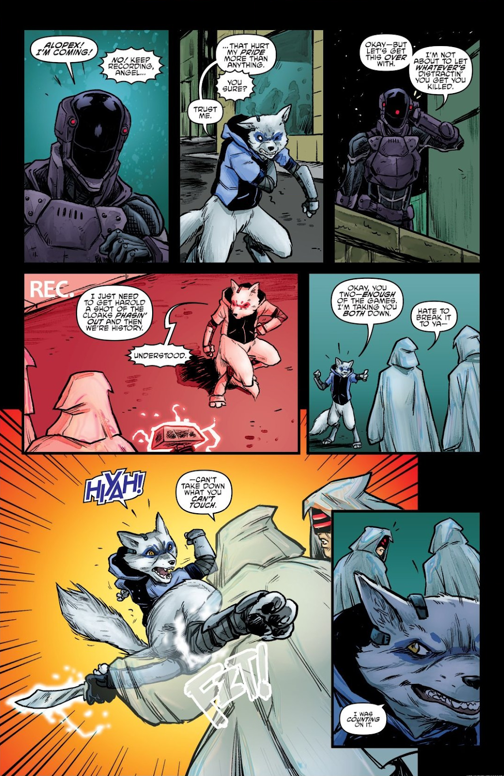 Read online Teenage Mutant Ninja Turtles: The IDW Collection comic -  Issue # TPB 7 (Part 2) - 6
