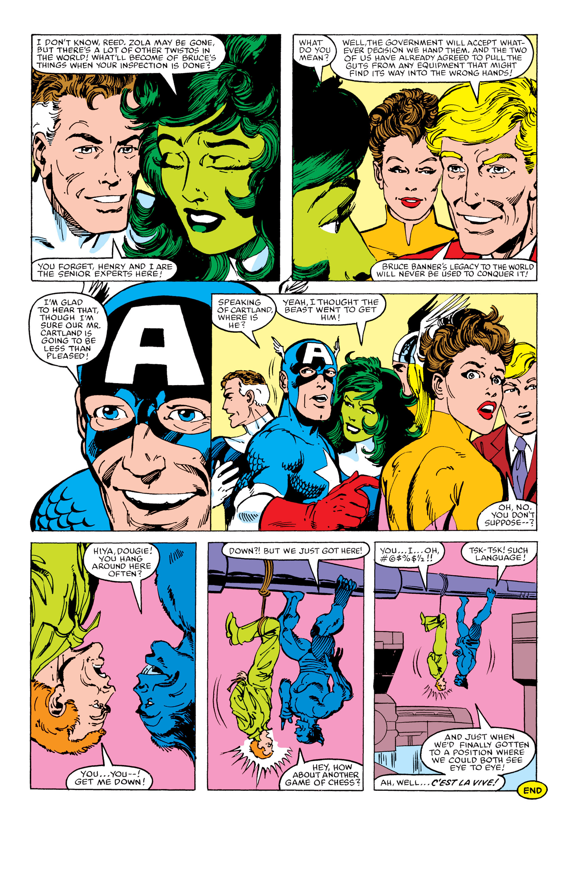 The Avengers (1963) _Annual_13 Page 40
