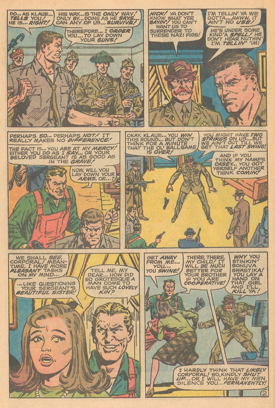 Read online Sgt. Fury comic -  Issue #69 - 4