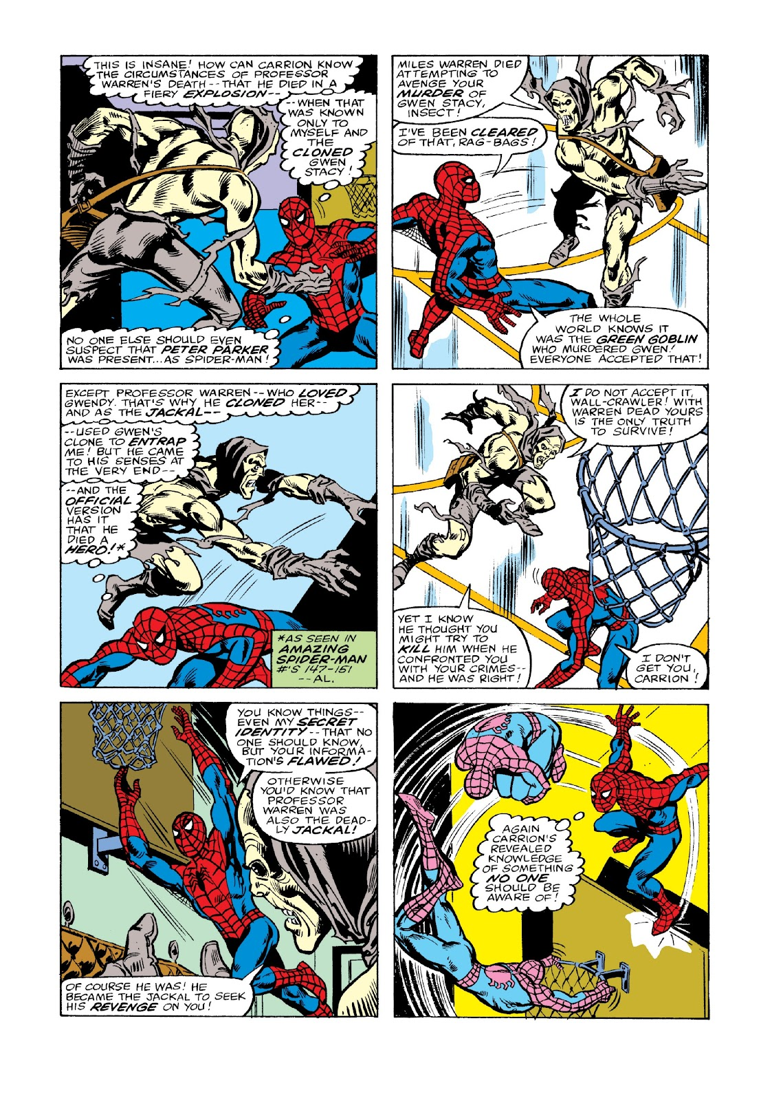 Read online Marvel Masterworks: The Spectacular Spider-Man comic -  Issue # TPB 2 (Part 3) - 64