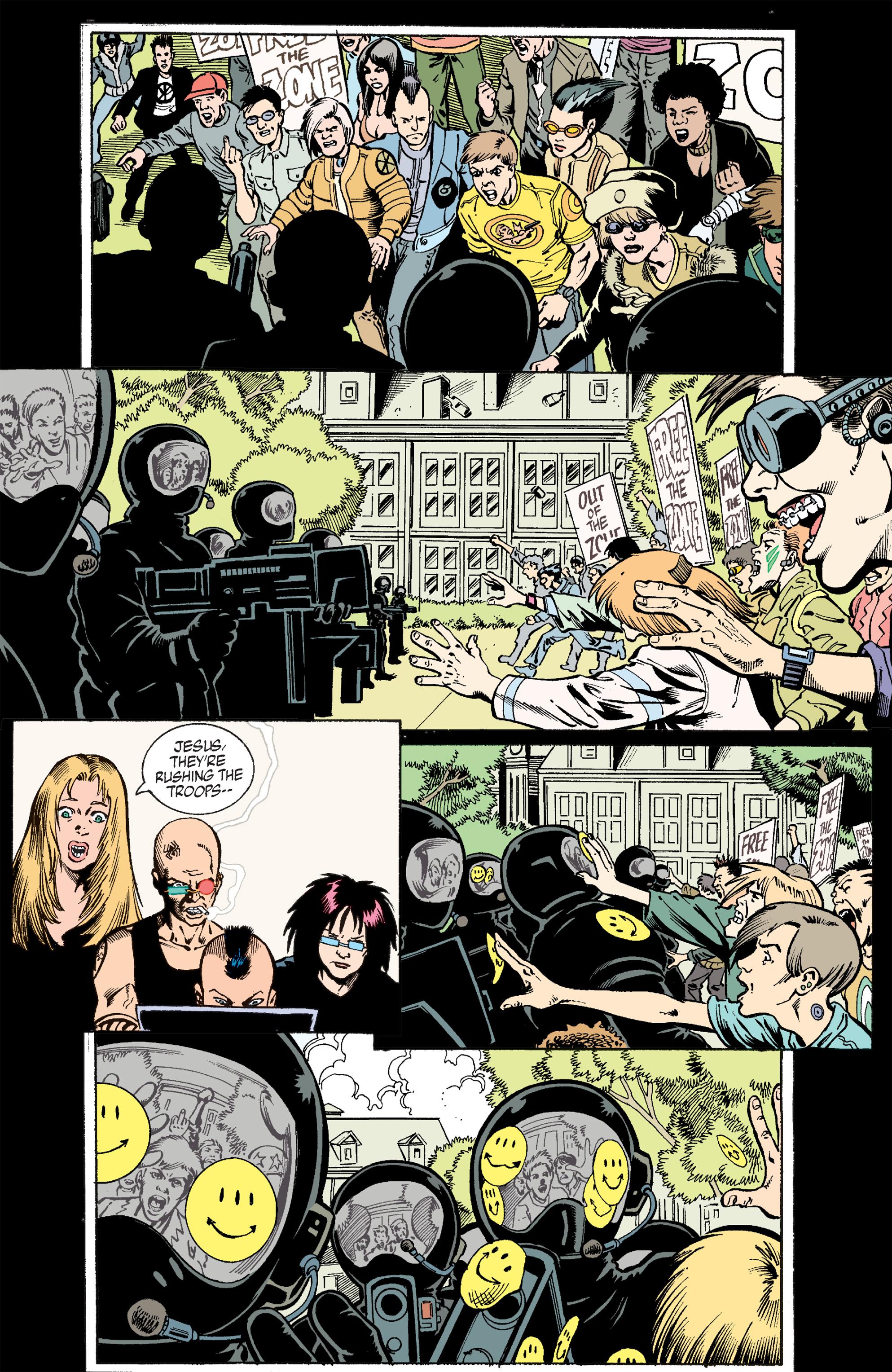 Read online Transmetropolitan comic -  Issue #56 - 21
