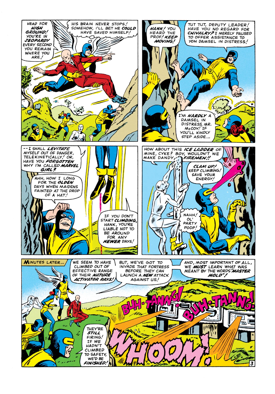 Read online Uncanny X-Men (1963) comic -  Issue #15 - 4