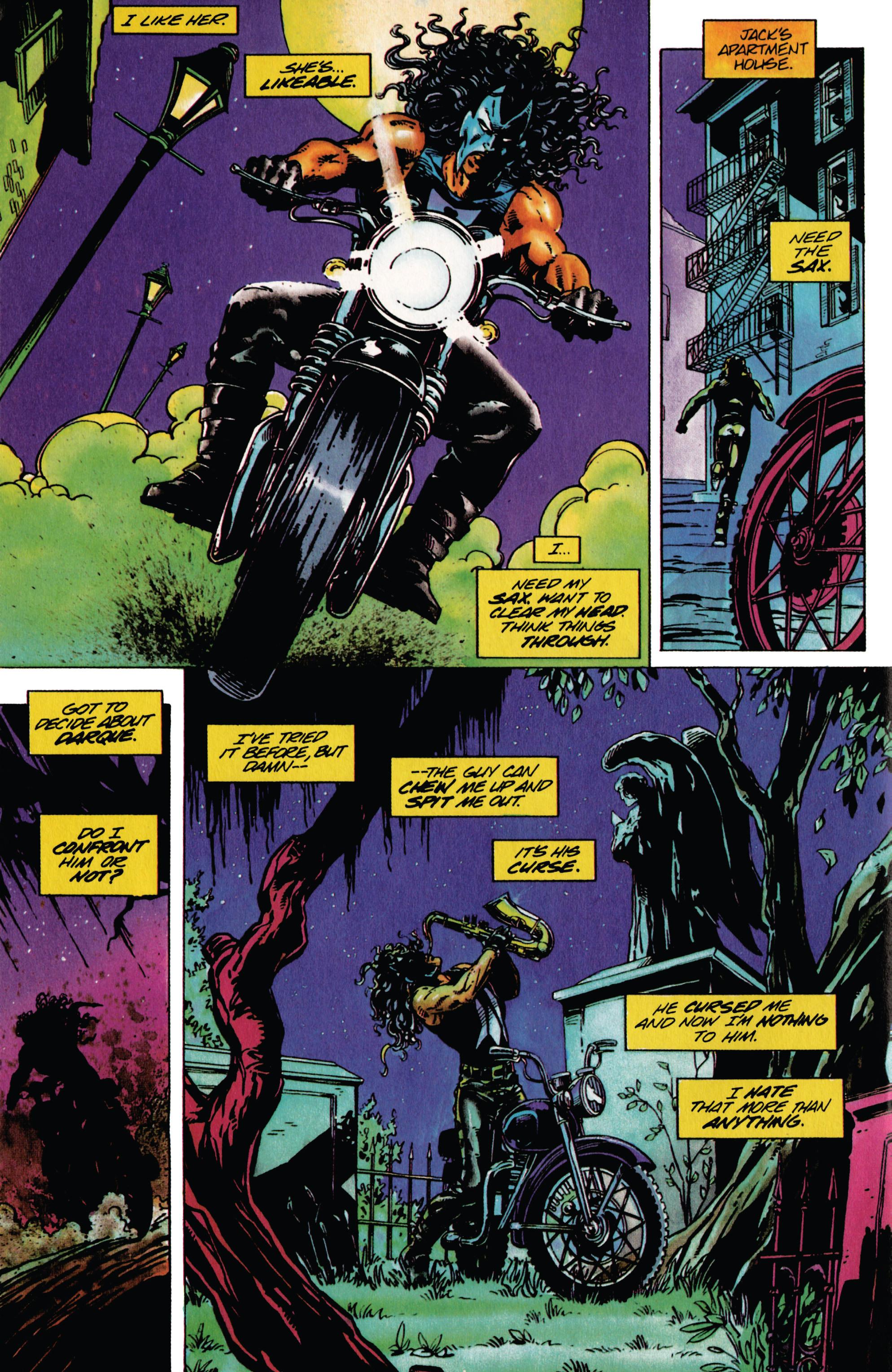 Read online Shadowman (1992) comic -  Issue #28 - 17