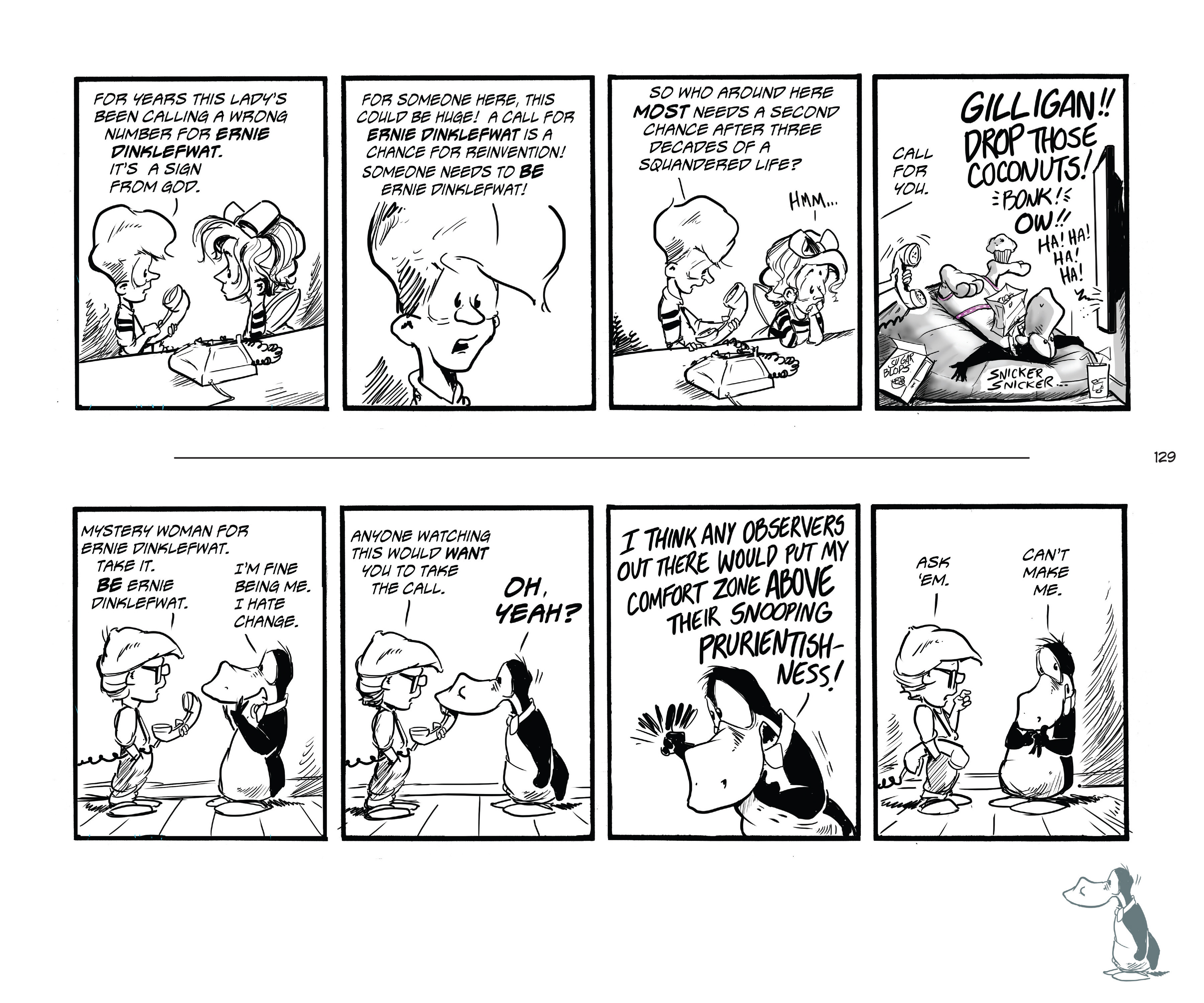 Read online Bloom County Episode XI: A New Hope comic -  Issue # Full - 131