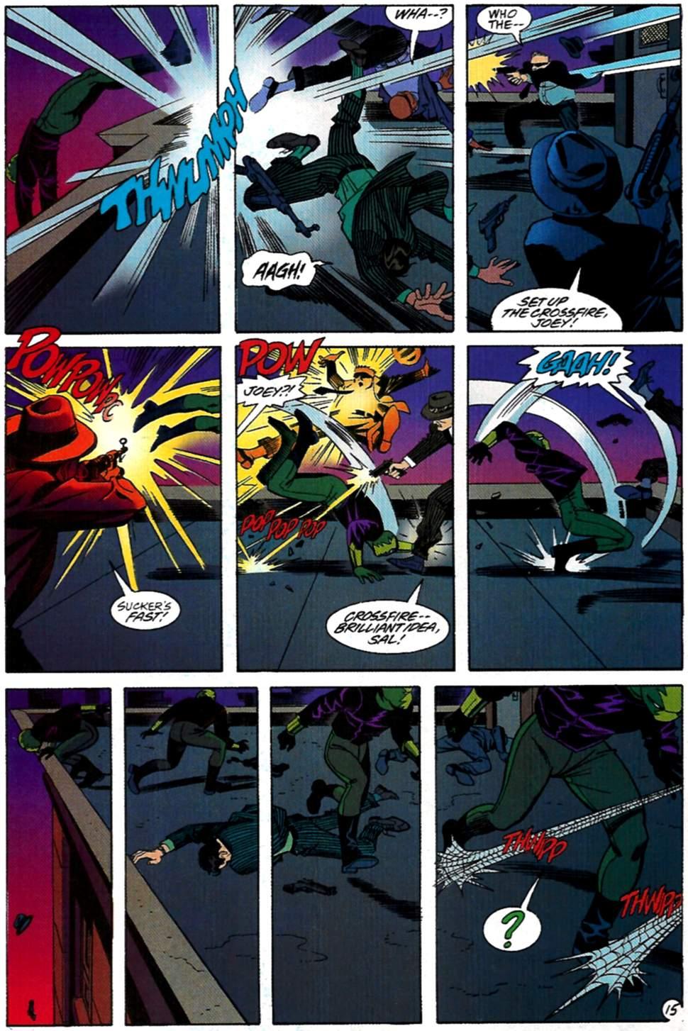 Read online Spider-Man: Lifeline comic -  Issue #2 - 16