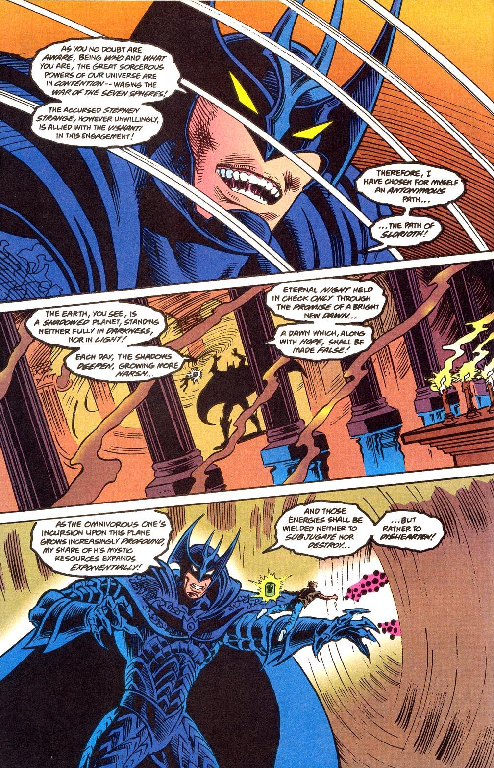 Read online Secret Defenders comic -  Issue #25 - 11