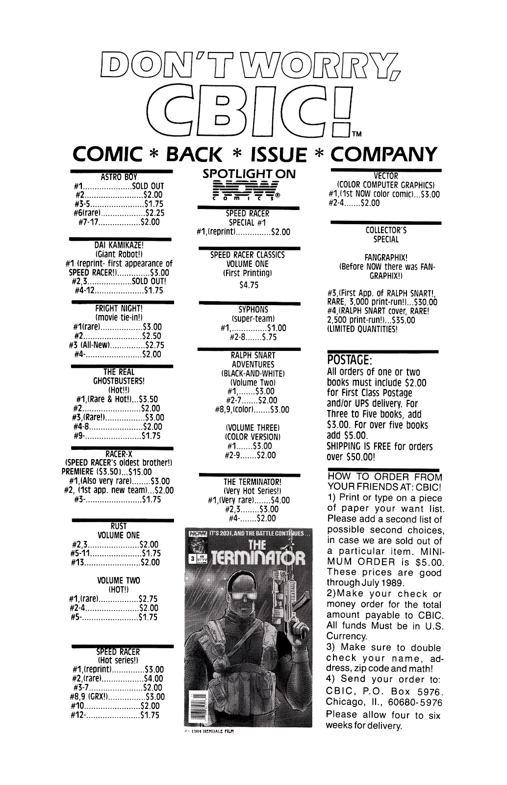 The Terminator (1988) issue 11 - Page 35