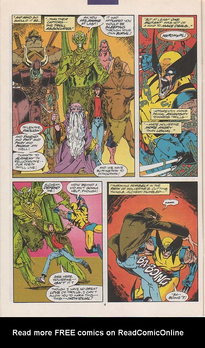 Excalibur (1988) issue 58 - Page 5