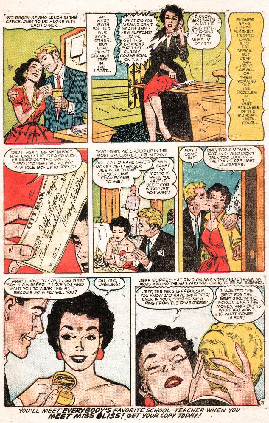 Love Romances (1949) issue 51 - Page 29