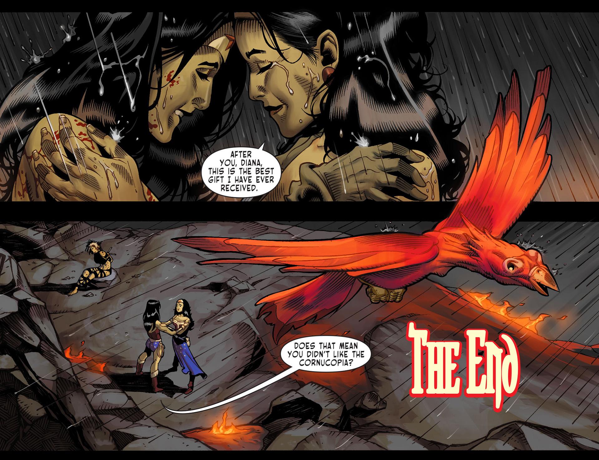Read online Sensation Comics Featuring Wonder Woman comic -  Issue #13 - 26