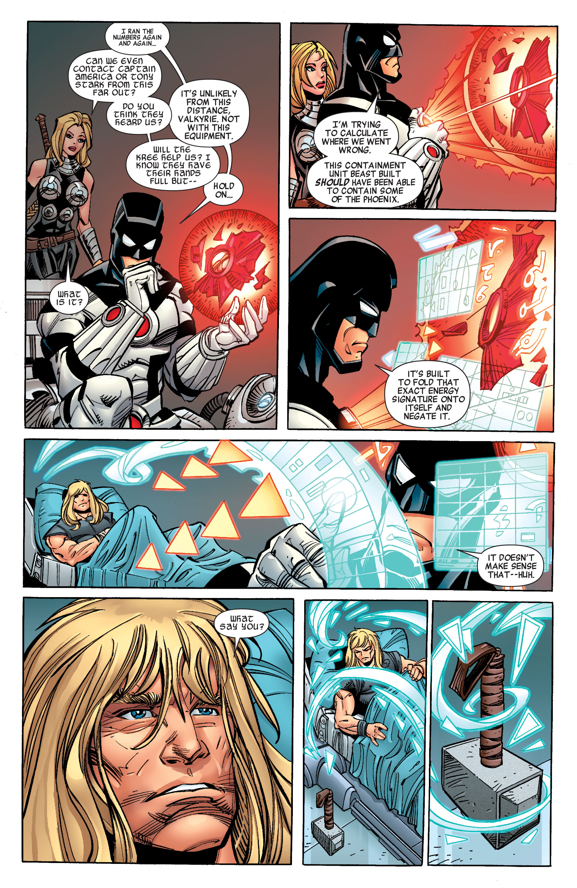 Read online Avengers (2010) comic -  Issue #26 - 13