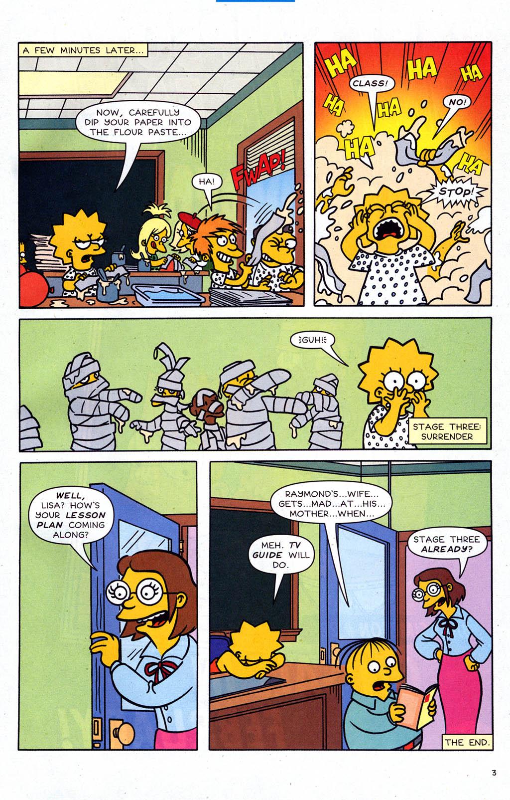 Read online Simpsons Comics Presents Bart Simpson comic -  Issue #21 - 21