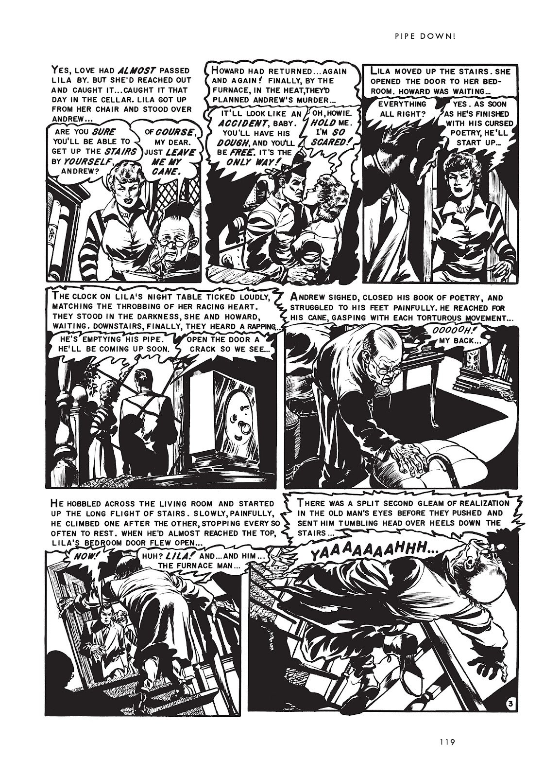 Read online Sucker Bait and Other Stories comic -  Issue # TPB (Part 2) - 34