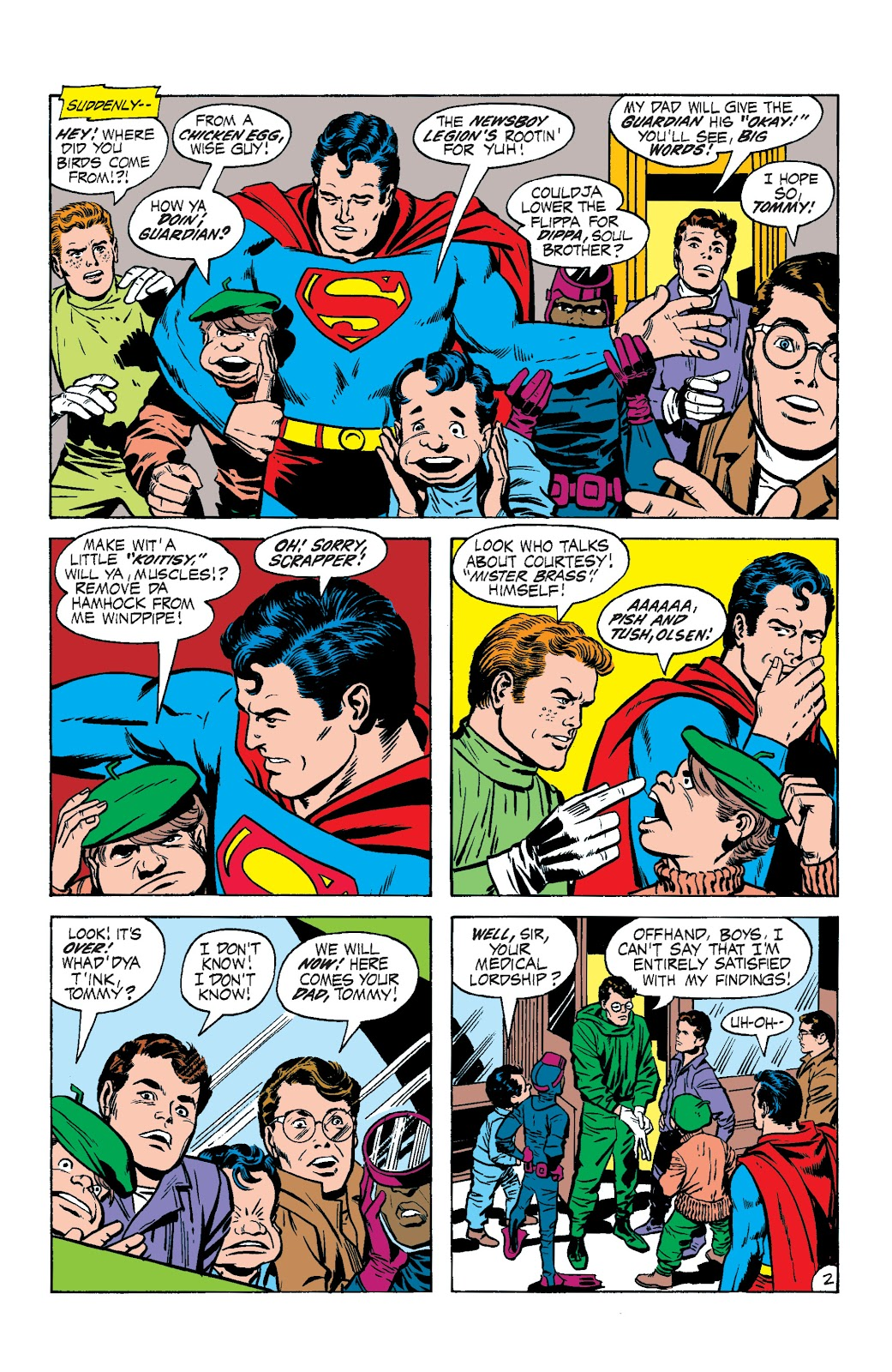 Read online Superman's Pal, Jimmy Olsen by Jack Kirby comic -  Issue # TPB (Part 2) - 46
