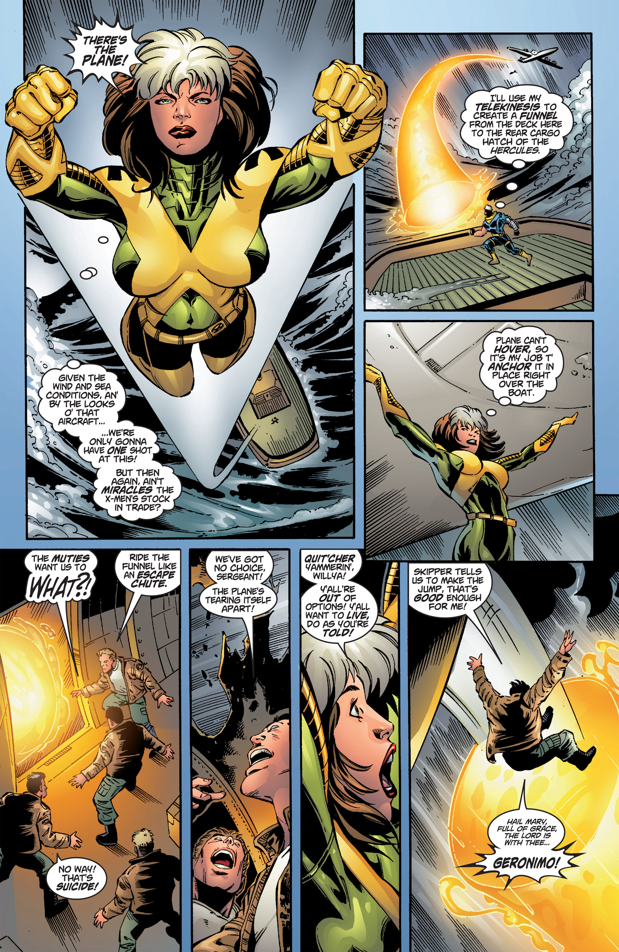 Read online Uncanny X-Men (1963) comic -  Issue #386 - 17