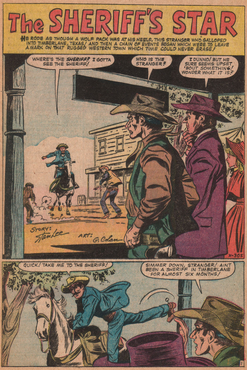 The Rawhide Kid (1955) issue 35 - Page 20