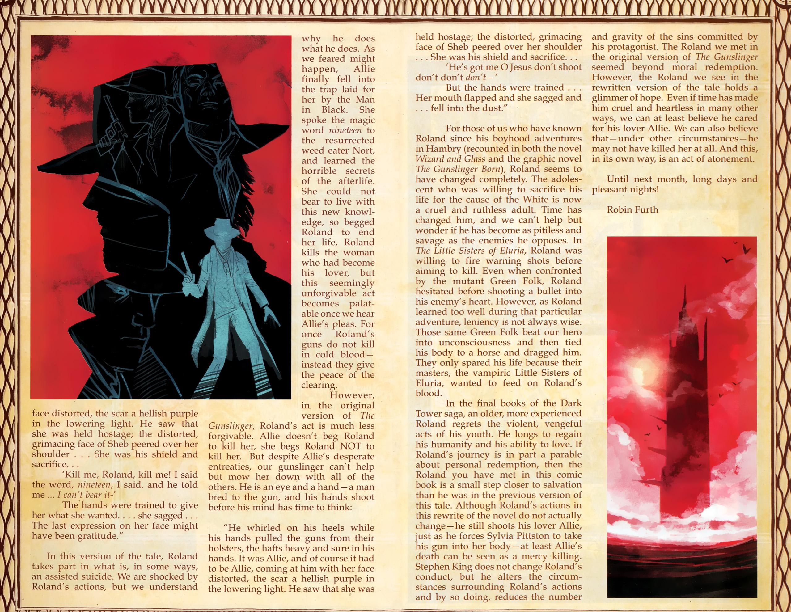Read online Dark Tower: The Gunslinger - The Battle of Tull comic -  Issue #5 - 25