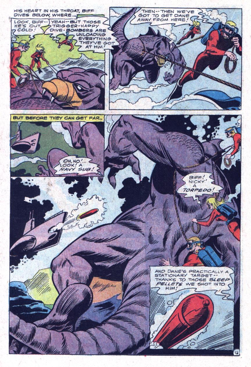 Read online Sea Devils comic -  Issue #35 - 17