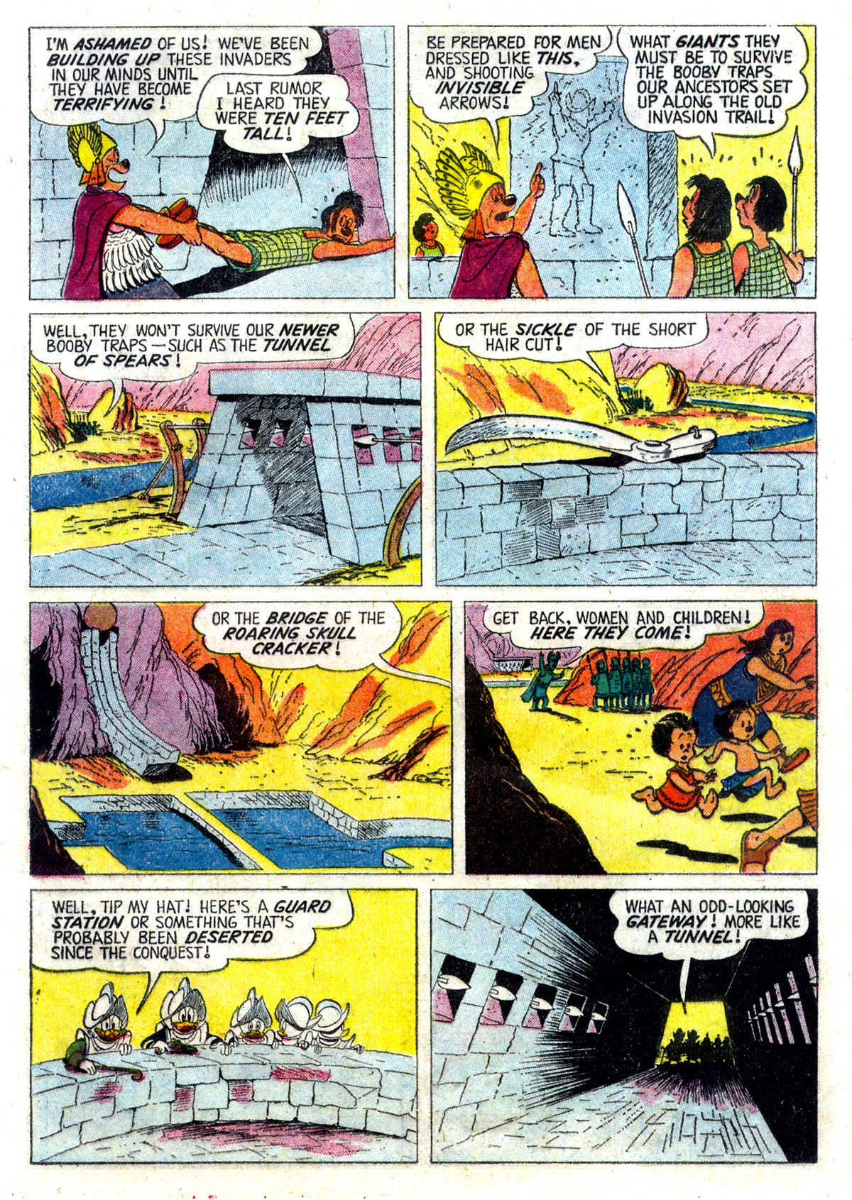 Read online Uncle Scrooge (1953) comic -  Issue #26 - 13