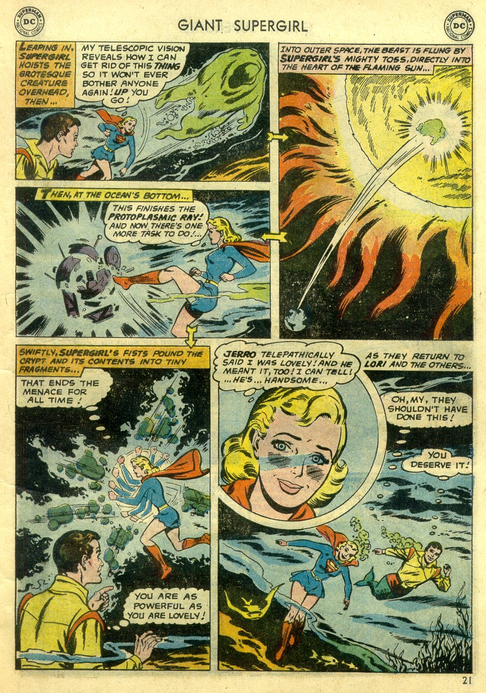 Action Comics (1938) 334 Page 22