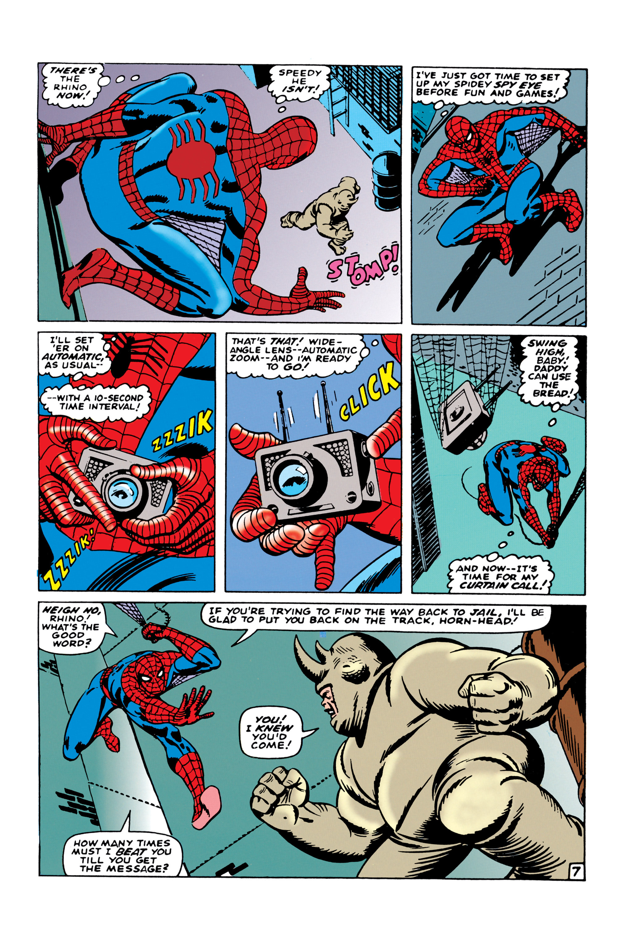 The Amazing Spider-Man (1963) 43 Page 7