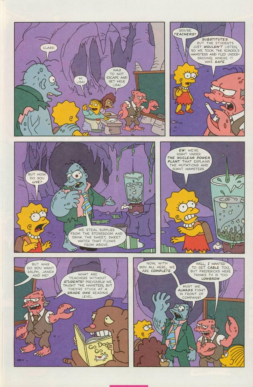 Read online Simpsons Comics comic -  Issue #49 - 27