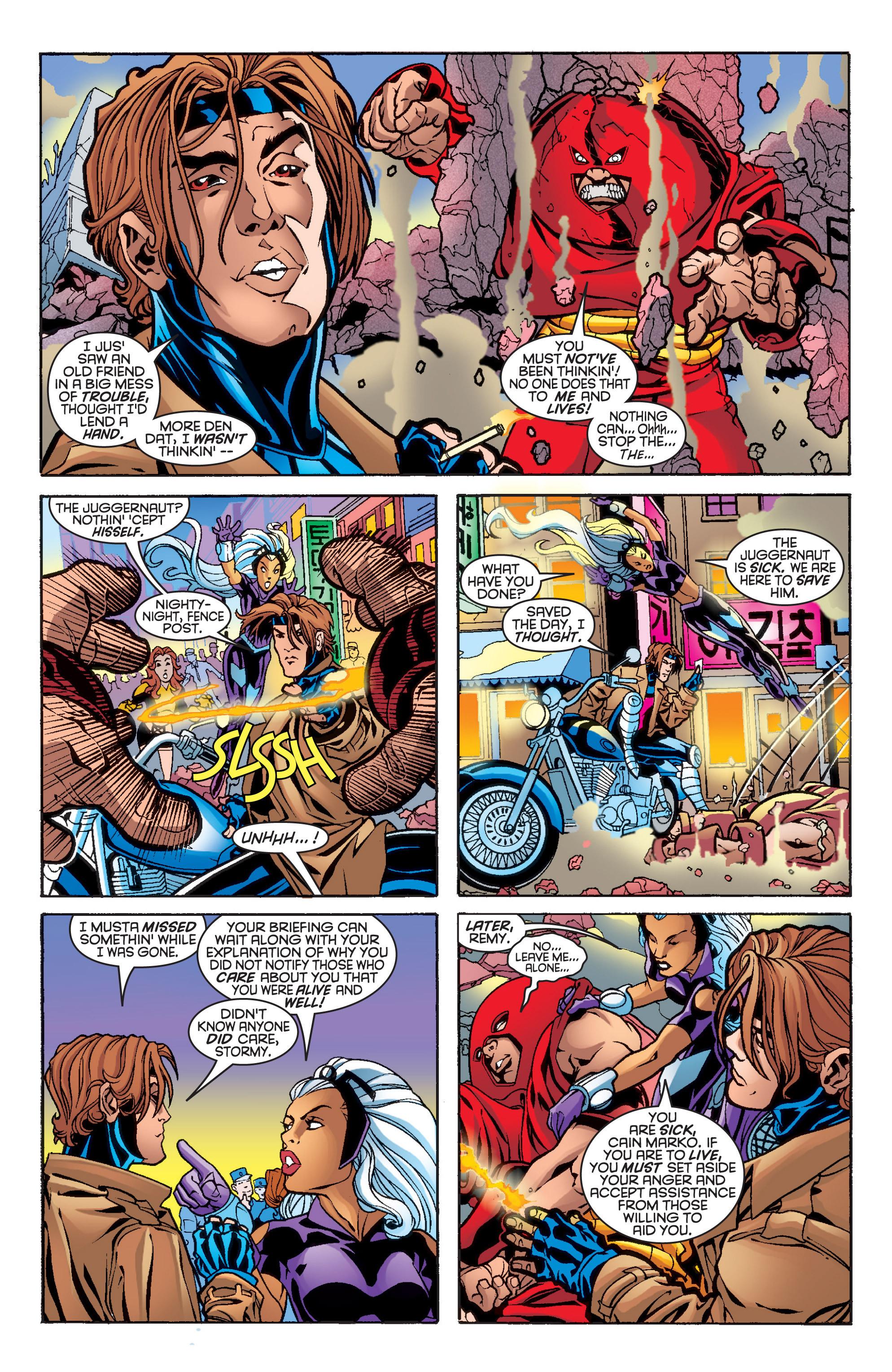 Read online Uncanny X-Men (1963) comic -  Issue #361 - 15