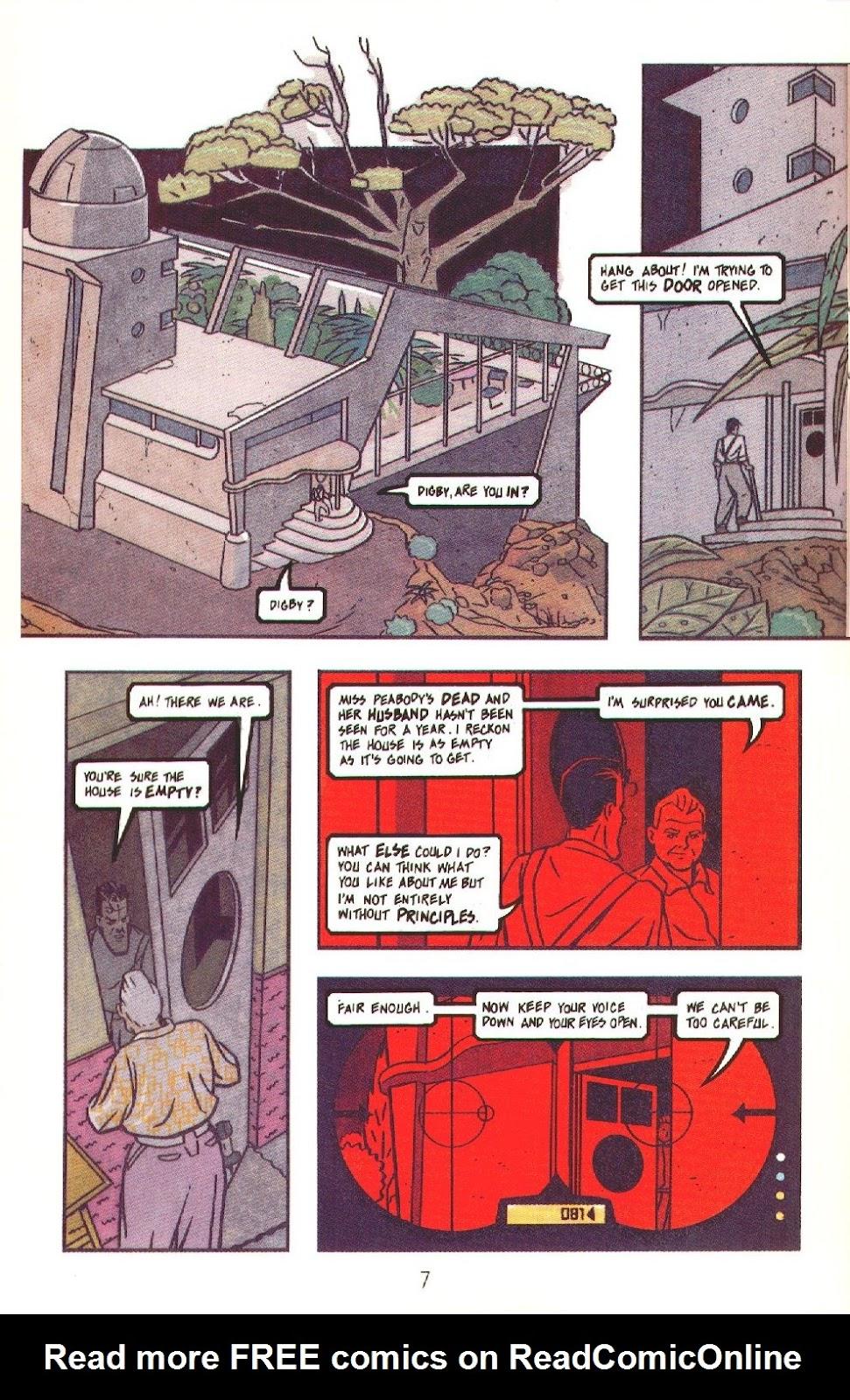 Read online Dare comic -  Issue #3 - 9