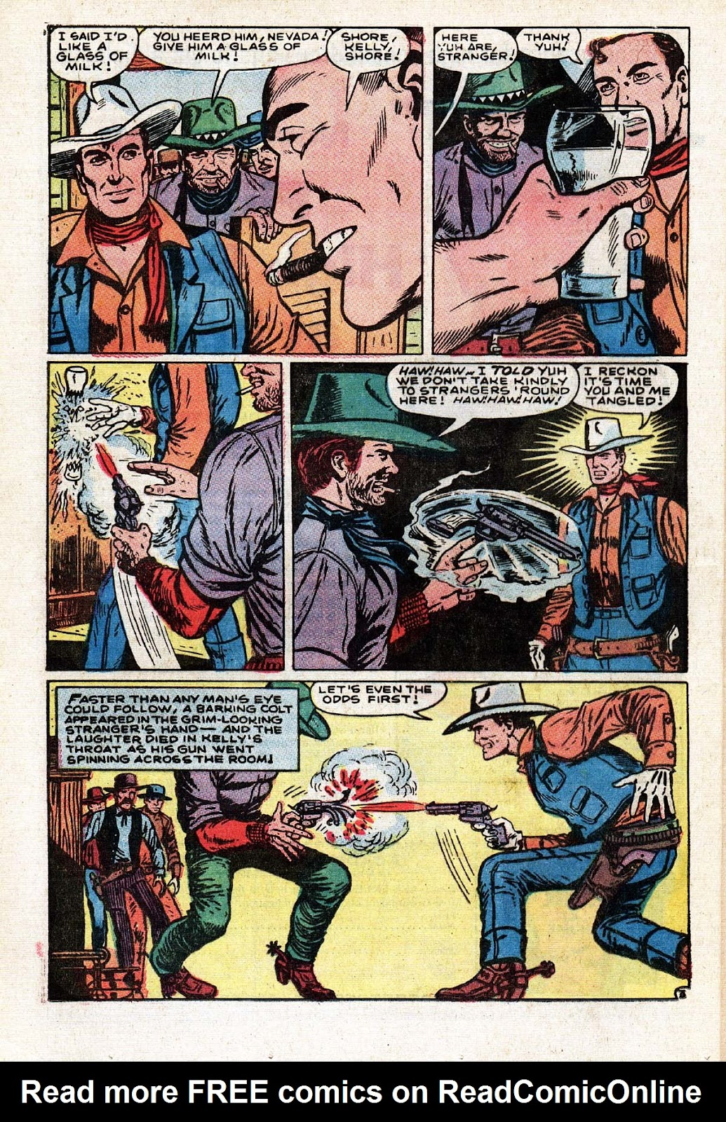 The Mighty Marvel Western issue 15 - Page 32