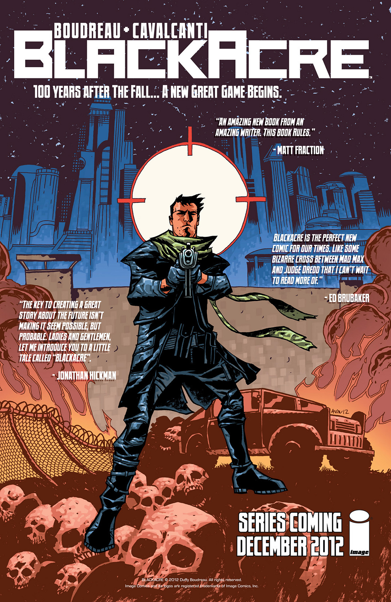 Read online Great Pacific comic -  Issue #2 - 24
